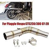 PIAGGIO VESPA GTS 300 2011 LIGNE COMPL/ÈTE CAT MIVV /ÉCHAPPEMENTS URBAN