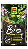 Compo 1122604 Sana Universalerde Bio Torffrei 40 Liter