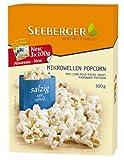 Seeberger Mikrowellen Popcorn Salzig, 3er Pack (3 x 300 g)