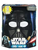 Hasbro - Star Wars 29746360 - Force Tech Darth Vader Helm