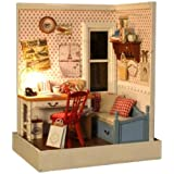 Wooden Mini Doll House Kit B SG-02 HB-113 (japan import) by Dollhouse shop FREAK