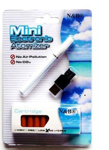 N&B® Blue Vision E Zigarette Set die elektronische Zigarette mit 0,0mg Nikoti. -