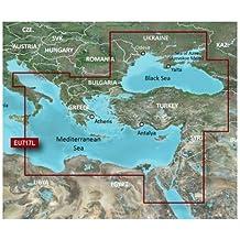 Garmin BlueChart g2 Vision VEU717L - Software de navegación (Mediterráneo Oriental y Mar Negro, VGA 1024 x 768 px USB Ethernet, 1024 MB, Intel, PowerPC G4)