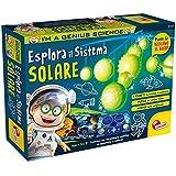 Lisciani Giochi- I'm a Genius Laboratorio Esplora Il Sistema Solare Gioco Scientifico, 84241