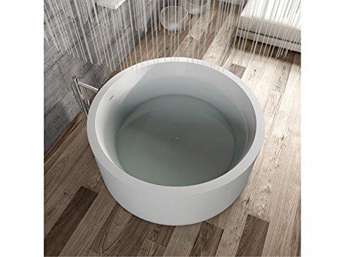 Planit Hot Tubs Marina freistehender Whirlpool in Corian Marina