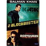 Salman Khan - Blockbuster Films: Kick/Bodyguard