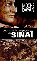 Journal de la campagne du Sinaï de Moshe Dayan