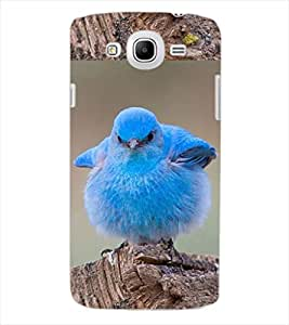 ColourCraft Cute Bird Design Back Case Cover for SAMSUNG GALAXY MEGA 5.8 I9150