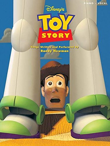Toy Story: Piano, Vocal
