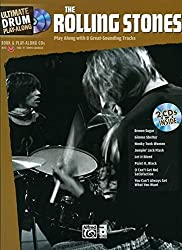 Ultimate Drum Play-Along Rolling Stones: Play Along with 8 Great-Sounding Tracks (Authentic Drum), Book & CD (Ultimate Play-Along) by The Rolling Stones (2010-01-01)