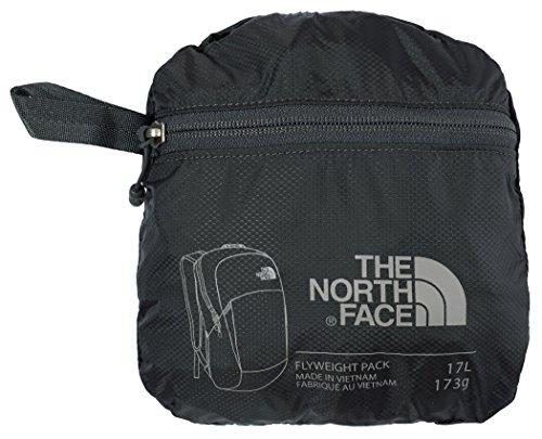 The North Face Erwachsene Reisetasche Flyweight Pack Asphalt Grey