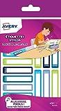 Avery 30 Etiquettes Stylos - 50x...