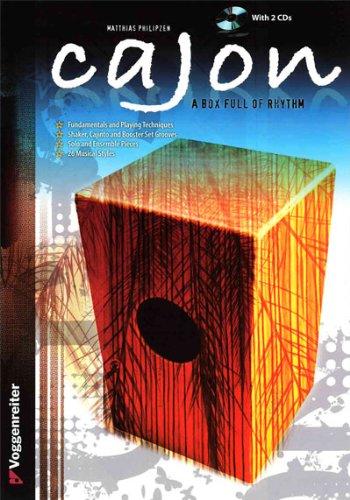 [EPUB] Matthias philipzen: cajon (book & 2 cd)