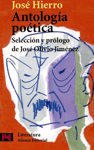 Antología poética (El Libro De Bolsillo - Literatura) por José Hierro