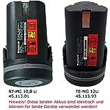 Einhell 12V Li für TE-MG 12Li und RT-MG 10,8 Li (45.113.93) für Einhell 12V Li für TE-MG 12Li und RT-MG 10,8 Li (45.113.93)