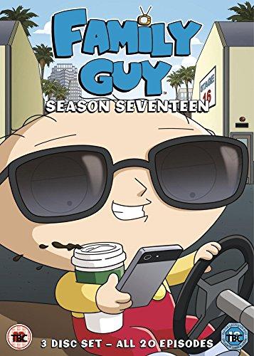 Series 17 (3 DVDs)