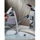 Robinets de salle de bain 1 lavabo robinet mitigeur pour lavabo