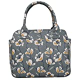 Best Bowling Bags - Brakeburn Large Floral Bowling bag Review