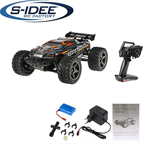 s-idee® 18110 A333 Monstertruck mit 2,4 GHz Buggy 2WD Monstertruck Vollproportional