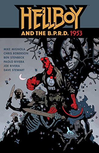 Hellboy & The B.p.r.d.: 1953 Cover Image
