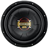 Best BOSS Audio 10 Inch Car Subwoofers - Boss D10F PHANTOM 10-Inch 4-Ohm Flat Subwoofer Review