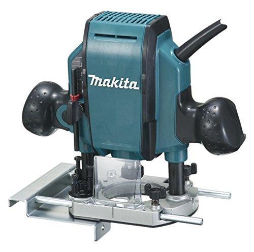 Makita RP0900 Fresadora De Superficie 900W 27000 Rpm