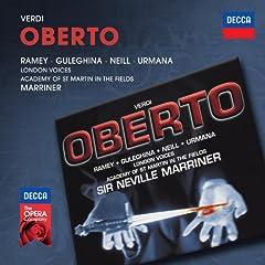 """Verdi: Oberto, Conte di San Bonifacio - original version - Act 2 - """"Ei tarda ancor!"""" - """"L'orror del tradimento"""""""