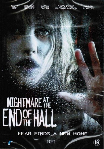 Der Tod wartet auf dich / Nightmare at the End of the Hall [Holland Import]