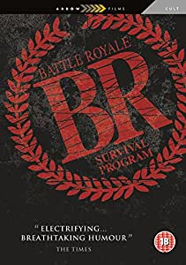 Battle Royale [Edizione: Regno Unito] [Import anglais]
