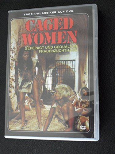 CAGED WOMAN (Caged Woman-dvd)