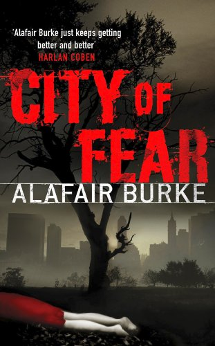 City of Fear (English Edition)