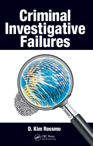 Criminal Investigative Failures (English Edition)