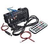 Peepheaven Auto Bluetooth Verstärker HiFi Bass Power Verstärker USB TF Stereo Digitalverstärker