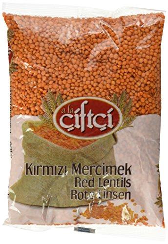 A La Ciftci Rote Linsen (Kirmizi Mercimek), 900 g