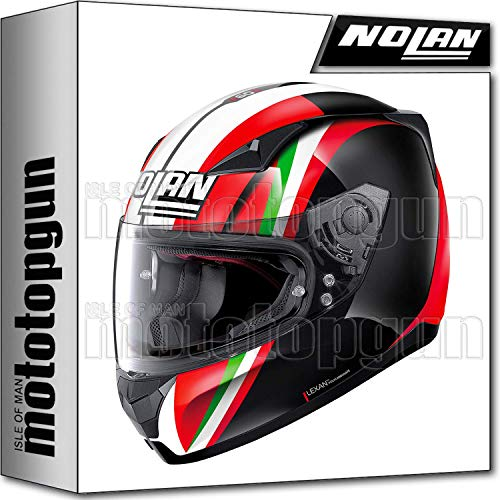 NOLAN CASCO MOTO INTEGRALE N60-5 GEMINI REPLICA C. STONER TOGETHER 052 XL