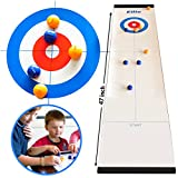 Elite Sportz Table Top Curling Game pour Les familles. C'est Bien Plus Amusant Que...