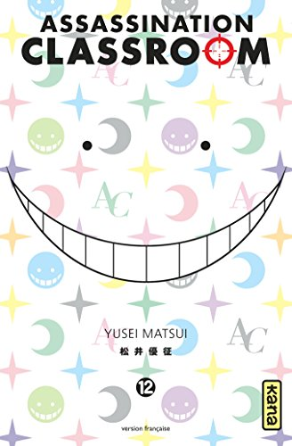 Assassination Classroom Edition simple Tome 12