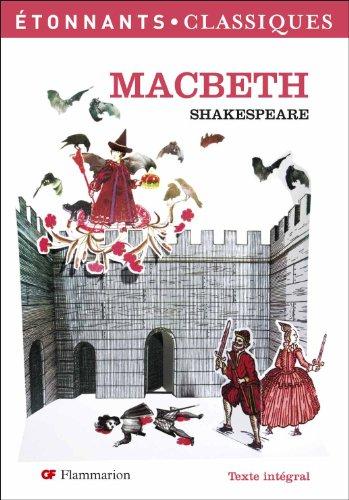 Macbeth par William Shakespeare, Anne Cassou-Noguès, Marie-Aude de Langenhagen