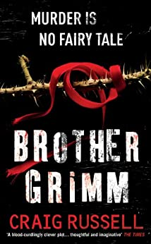Brother Grimm: The second thriller in the gripping Jan Fabel series