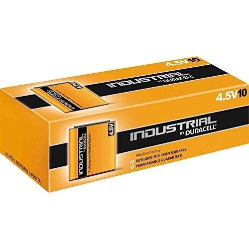 Duracell ID1203 Batería industrial 4,5V x 10