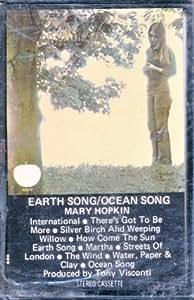 Earth Song, Ocean Song [CASSETTE]
