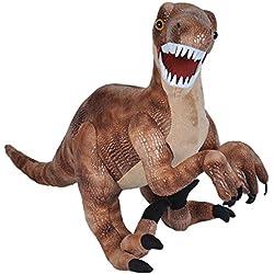 Wild Republic 22233 Dinosaur Velociraptor with teeth 63,5 cm