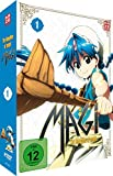 Magi - The Kingdom of Magic - Box 1 (2 DVDs)