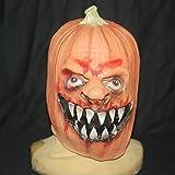 Jouet Halloween citrouille Masque de tête de mort enfants Masque Jeu Trick Masque