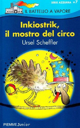 Inkiostrik, il mostro del circo