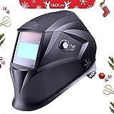 Best Auto-darkening Welding Helmets - Tacklife PAH01D Auto-darkening Welding Helmet with 4 Independent Review