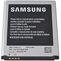 Samsung EB-L1G6LLUCSTD Batteria per Galaxy SIII, 2100 mAh