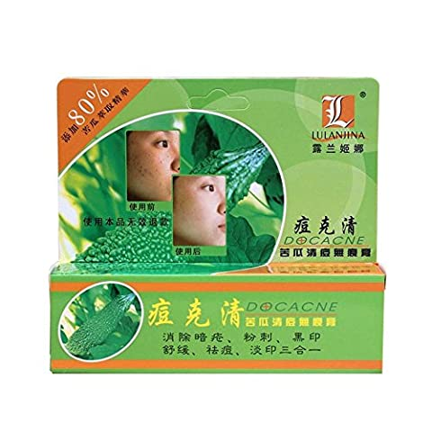 Pawaca Traditional Chinese Medicine-Effective for Acne Removal Creams for Skin Treatment(30g)