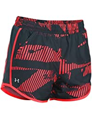 Under Armour Damen Fly By Printed Short Kurze Hose