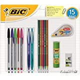 BIC Student papelería Kit (15unidades)